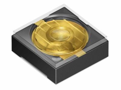 IR-LED voor iris-scanners