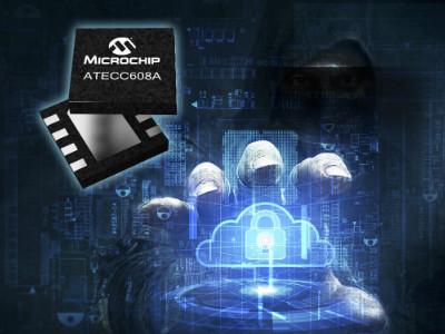 Beveilig IP en gebruik beveiligde aangesloten systemen met Microchip's nieuwe CryptoAuthentication™ component en het Security Design Partnerprogramma