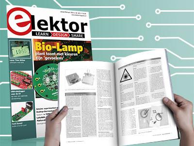 Elektor uitgave mei/juni 2018 Draadloze communicatie