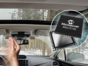 Verminder afleiding van autobestuurders met 3D gebarenherkenningscontroller