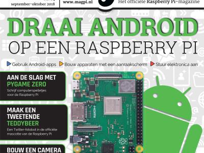 Nederlandse MagPi Nr. 4 nu verkrijgbaar