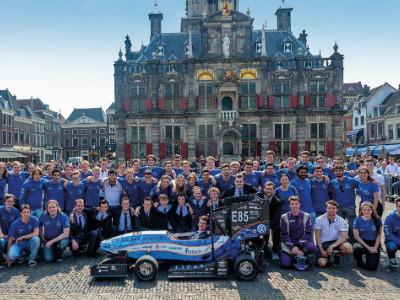 Team Delft gaat voor aerodynamica en elektronica