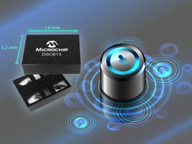 Kleinste industriële MEMS klokgenerator met meerdere uitgangen beperkt de ingenomen printruimte voor de tijdbepalende componenten tot 80%