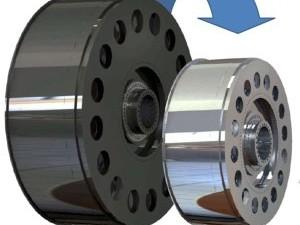 Windturbine met supergeleidende rotorwikkeling