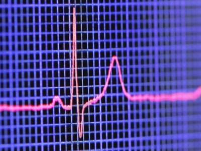 LED-lampje reset op hol geslagen hart automatisch