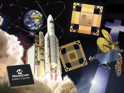 Toepassingen in de ruimte schaalbaar met COTS-naar-stralingstolerante en stralingsbestendige Arm®-kern MCU's