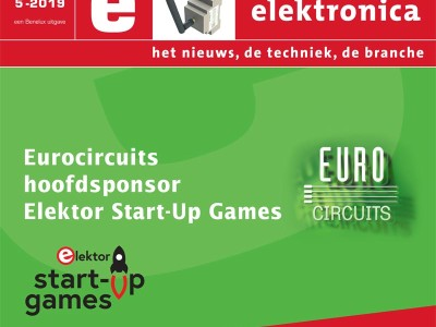 Elektor International Media neemt vaktijdschrift Elektronica over