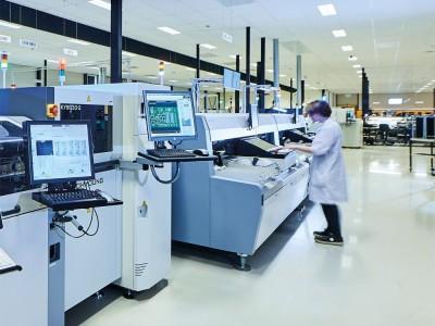Capaciteitsuitbreiding door extra lijn met nieuwste technologie bij tbp electronics