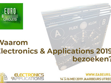 Waarom Electronics & Applications 2019 bezoeken?