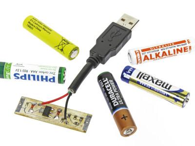 Gratis artikel van de week: Batterij-vervanger met USB