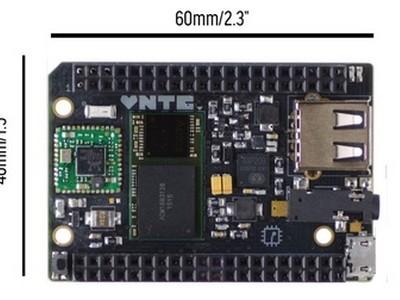 ARM/Linux-computer voor 9 dollar