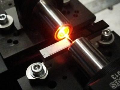Fotonische chip met grootste frequentiebereik