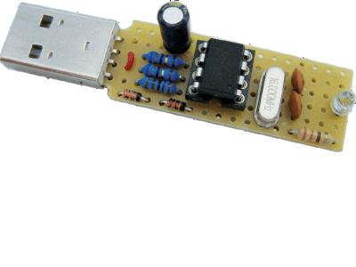 Post project 10: Toetsenbord in een USB-stick