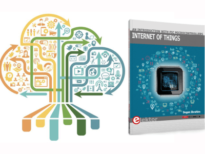 Nieuw boek: Internet of Things - An introduction with PIC microcontrollers