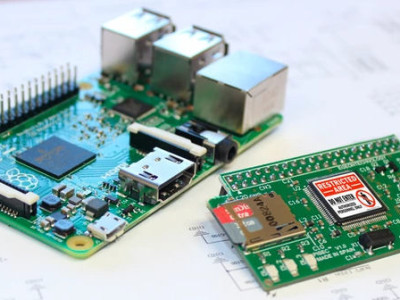Hardware-beveiliging voor Raspberry Pi