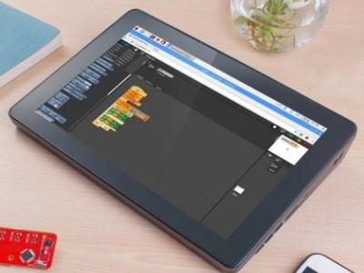 Review Raspad: Pi-tablet die al het bouwwerk voor je doet
