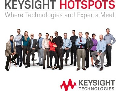 Keysight Hotspots Seminars: remain at the forefront