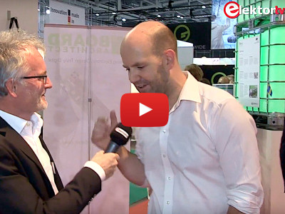 Eben Upton over Raspberry Pi in de industrie