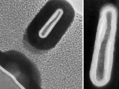 Superkleine 3D-transistor met nieuwe etstechniek: 2,5 nm!