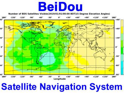 BeiDou: Chinese navigatiesatellieten klaar om ingezet te worden