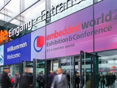 Elektor op  Embedded World