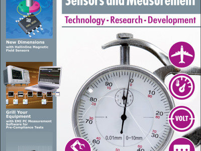 Nu te downloaden: Elektor Business Magazine, Editie Sensors and Measurement