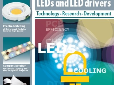 Gratis download: Elektor Business Magazine over LED's en LED-drivers