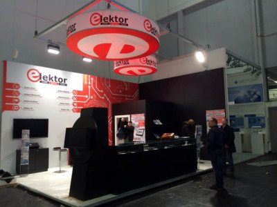 Elektor op Embedded World 2017