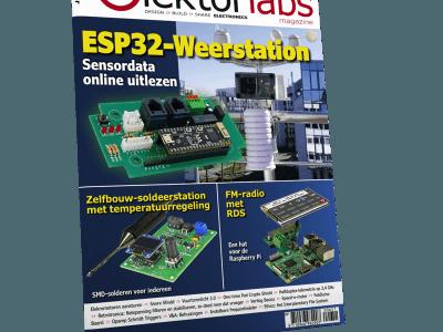 De nieuwe Elektorlabs januari/februari 2019 is nu verkrijgbaar