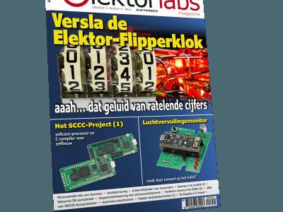 De nieuwe ElektorLabs maart/april 2019 is nu verkrijgbaar