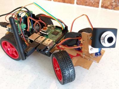 Review: Smart Video Car Kit met een Raspberry Pi