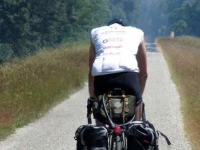 Bouw een GPS-tracker voor langeafstandsfietsers