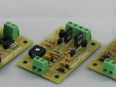 View on all three Bristor circuits