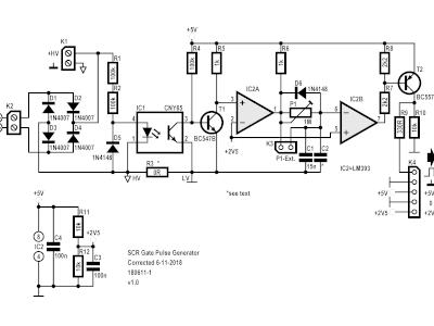Schematic SRC Pulse Generator (180611-1 v1,0)