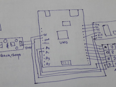 CAN BUS with relays