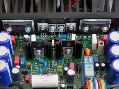 Revised Elektor Car-HiFi-Booster.