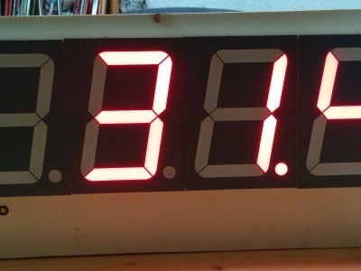 Display Temperature