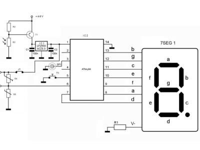 Device circuit