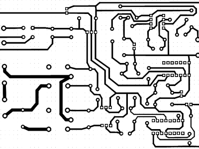New version (3rd) PCB