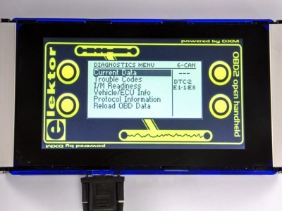 """DIAMEX case for Pi with 7"""" touchscreen"""