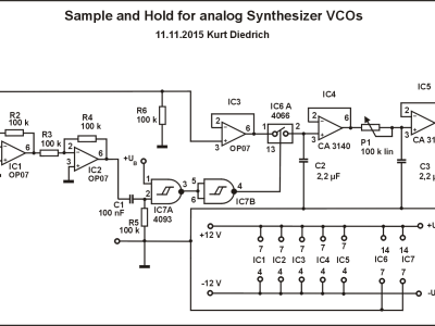 Image 1: Sample-and-Hold circuit