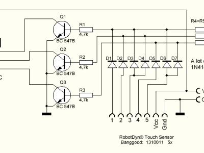Transmitter schematic