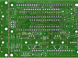 Platino - Versatile Board for AVR Microcontrollers [100892 & 150555]