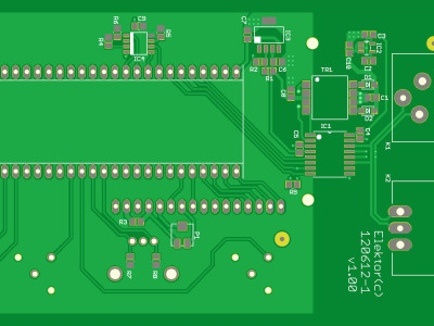 USB-DMX Scene Controller