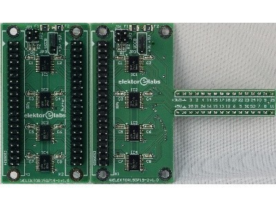 Buffer Boards for Raspberry Pi 2/3