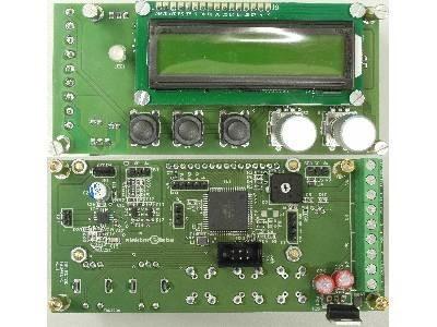 Microcontroller Board for FPGA DSP Radio [160410]