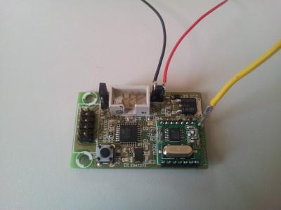 Embedded Communication Connector (ECC)