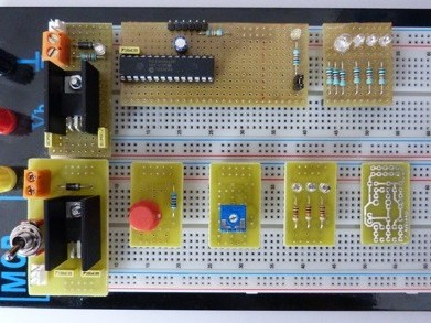 Ready to use for Breadboard. Small modules without wires [130276]
