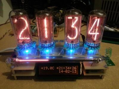 FPGA Clock standalone, DCF77 or better.. wireless GPS NMEA 433Mhz or both ?