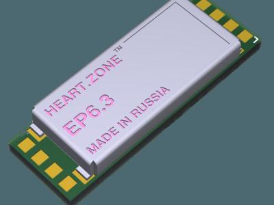 Heart.Zone ECG micro-module for earphones
